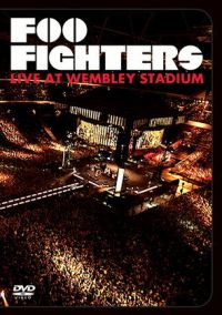 Cover Foo Fighters - Live At Wembley Stadium [DVD]